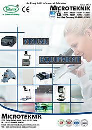 Audio visual equipment Manufacturer from India