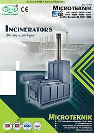 Industrial Incinerator Manufacturer from India