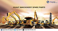Heavy machinery: Spare parts and manufacturers