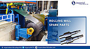 Exceptionally designed rolling mills with the spare parts available online