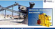 Crushing and Grinding Machine the Most Common Breakers