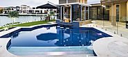 Safe and Beautiful glass Pool Fencing
