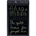 Amazon.com: Boogie Board 8.5-Inch LCD Writing Tablet, Black (PT01085BLKA0002): Computers & Accessories