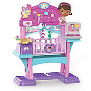 Disney Doc McStuffins Baby All-in-One Nursery $79.97 (reg. $99.99) @ Kmart