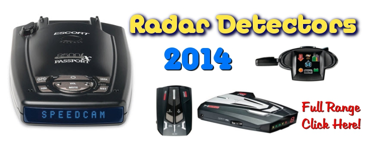 Headline for Best Radar Detectors 2014