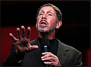 7. Larry Ellison: