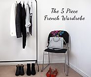 The 5 Piece French Wardrobe - The Sustainable Edit