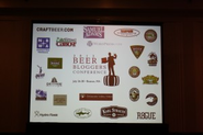 2013 Beer Bloggers Conference - Day 2 Recap (Part 1)