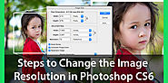 Steps to Change the Image Resolution in Photoshop - Photography tips and tutorial for photo editors