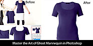 Master the Art of Ghost Mannequin in Photoshop - Photography tips and tutorial for photo editors
