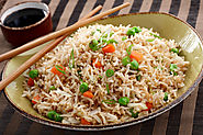 Fried Rice Recipe: How to Cook Veg Fried Rice - Drooling Foodies