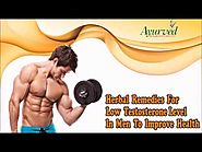 Herbal Remedies For Low Testosterone Level In Men To Improve Health