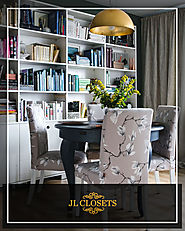 Contemporary Custom Closets – Organize Your Dream Space With JL Closets