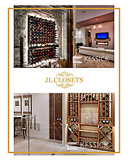 Custom Entertainment Center & Custom Closets In Miami