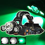 Top 10 Best Green LED Headlamps Reviews 2017-2018 on Flipboard