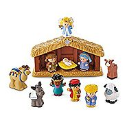 Fisher Price Little People Nativity Christmas Story