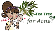 Tea Tree Oil: The Simple Pimple Remedy For Getting Rid of Acne