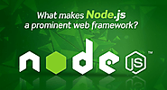 Reasons for the Popularity of Node.js & its usage