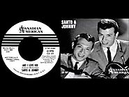 Santo & Johnny - And I Love Her - ( The Beatles )