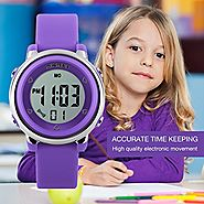 Top 10 Best LED Watches for Kids Reviews 2017-2018 on Flipboard