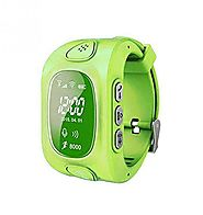 Life-Tandy GPS/GSM/GPRS Triple Positioning GPRS Tracker Watch for Kids Children Smart Watch with SOS Support GSM phon...