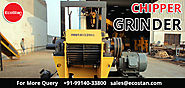 Commercial Wood Chipper For Sale In India - Ecostan