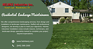 Affordable Residential Landscape Maintainance