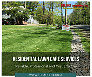 High Quality Residential Lawn Care Services