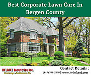 Best Corporate Lawn Care In Bergen County