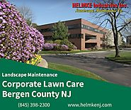 Corporate Lawn Care Provider In Bergen