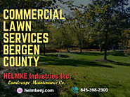 Commercial Lawn Services Bergen County