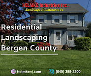Residential Landscaping Bergen County | Landscape Maintenance