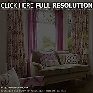 Modern Curtains Designs for Living Room Decor - Decor Crave