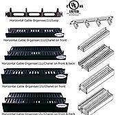 Call Netrack today for the best and reliable cable management rack.