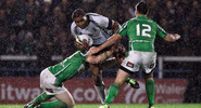 Fiji overcome Ireland in World Cup clash