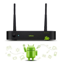 2013 New Arrival: KDLINKS A100 Android Jelly Bean Dual Core XBMC Smart 1080P Streaming HD TV Media Player with Built ...