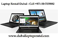 Laptop Rental for Academic Institutions in Dubai