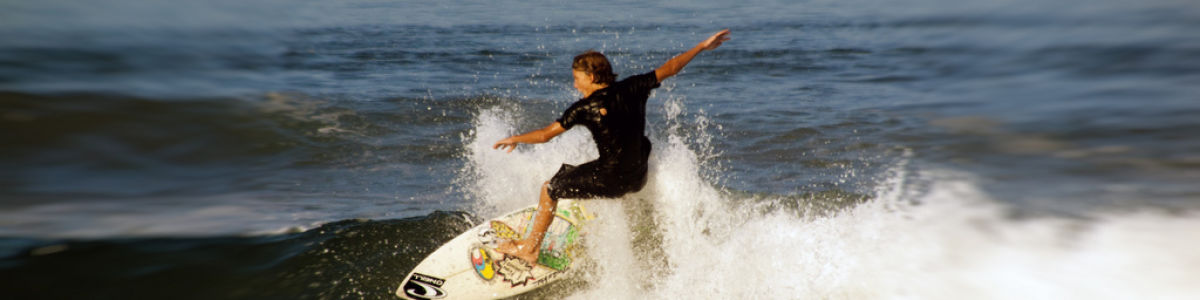 Headline for Top Surf Spots in Sunshine Coast - Choose from over 126 locations