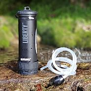 GEAR | Outdoors With the Lifesaver Liberty Water Purifier Bottle – Review