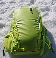 GEAR | Thule Upslope Snowsports Backpack 20L in Lime Punch - Review