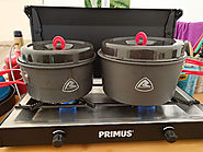 GEAR | We Review The Stunning New Primus Kinjia Double Camp Stove