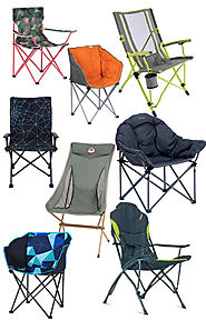 CAMPING GEAR | The Best 2019 Camp Chairs For Your Next Camping Trip