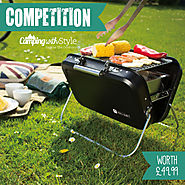 COMPETITION | Win A Valiant Nomad Portable Barbecue Worth £49.99