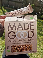 WALKING | MadeGood Granola Bars Review – Fuel For Days Out & Hiking