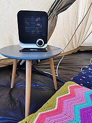 CAMPING GEAR | Kampa Diddy Fan Heater For Camping & Caravanning Review