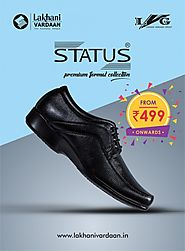 Formal Shoes – The Real Dressing Gem of Men's Personality!