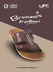 Feel Comfortable With Stylish Breezer Slipper for your Kids