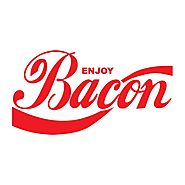 Enjoy Bacon T-Shirt - Cyankart.com