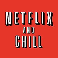 Buy Netflix And Chill T-Shirt Online in India - Cyankart.com
