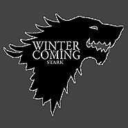 Buy Winter Is Coming T-Shirt Online in India: GOT T-Shirts - Cyankart.com
